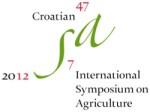 47th Croatian and 7th International Symposium on Agriculture