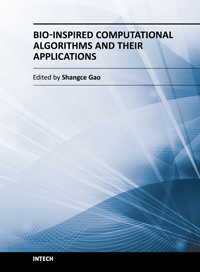 Bio-Inspired Computational Algorithms and Their Applications