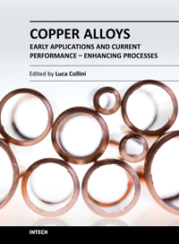 Copper Alloys - Early Applications and Current Performance - Enhancing Processes