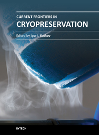 Current Frontiers in Cryopreservation