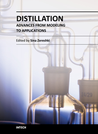 Distillation - Advances from Modeling to Applications