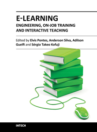 E-Learning - Engineering, On-Job Training and Interactive Teaching