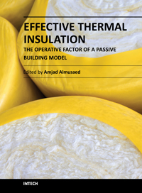 Effective Thermal Insulation - The Operative Factor of a Passive Building Model