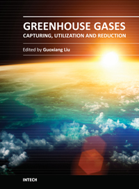 Greenhouse Gases - Capturing, Utilization and Reduction