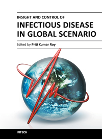 Insight and Control of Infectious Disease in Global Scenario