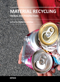 Material Recycling - Trends and Perspectives