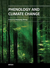 Phenology and Climate Change