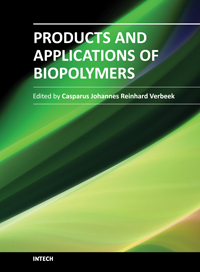 Products and Applications of Biopolymers