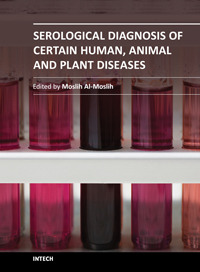 Serological Diagnosis of Certain Human, Animal and Plant Diseases