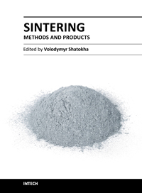 Sintering - Methods and Products