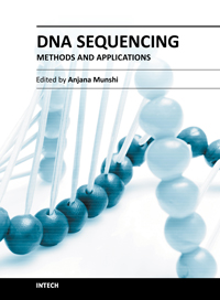 DNA Sequencing - Methods and Applications