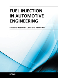 Fuel Injection in Automotive Engineering